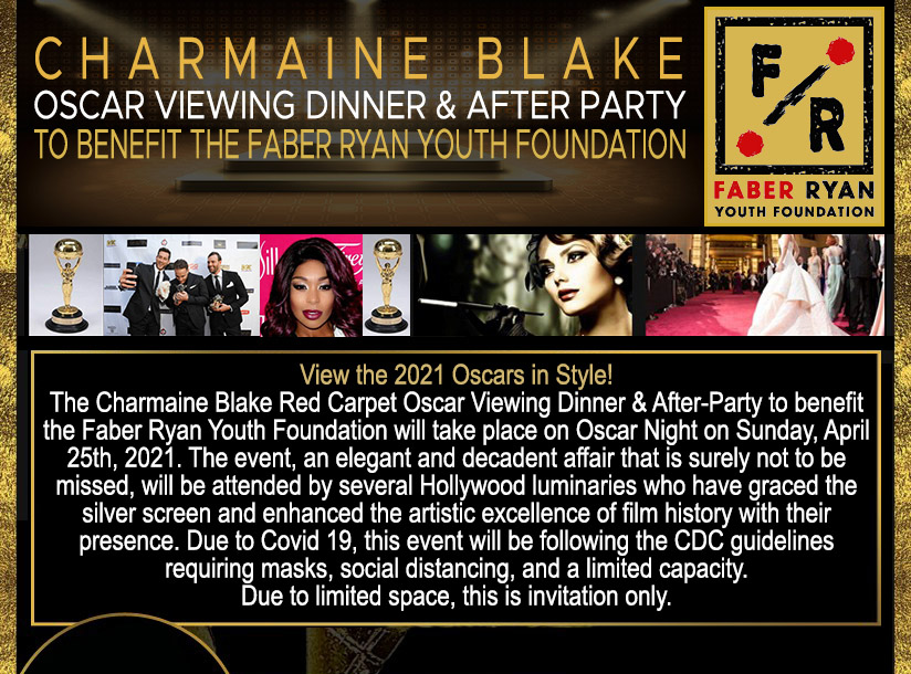 Oscar Viewing Dinner and After Party